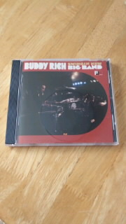 BUDDY RICH 「SWINGIN' NEW BIG BAND」