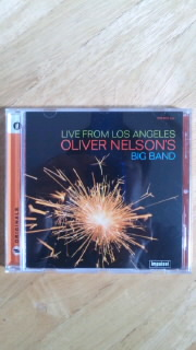 OLIVER NELSON 「LIVE FROM LOS ANGELES」