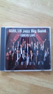 MALTA Jazz Big Band 「TOKYO LIVE」