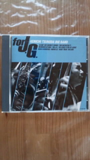 KENICHI TSUNODA BIG BAND 「for J.G.」