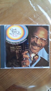 CLARK TERRY'S BIG-B-A-D-BAND 「Live at the Wichita Jazz Festival 1974」