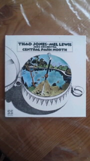 THAD JONES & MEL LEWIS 「CENTRAL PARK NORTH」