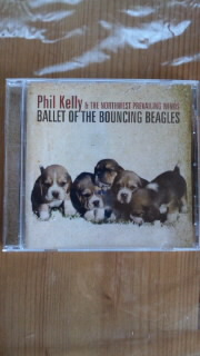 PHIL KELLY 「BALLET OF THE BOUNCING BEAGLES」